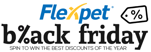 Flexpet black friday logo